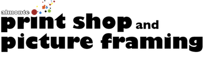 Almonte Print Shop and Picture Framing logo